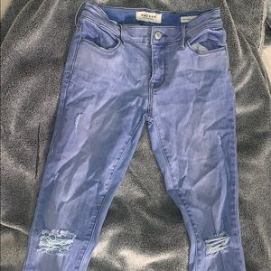 Size 24 pac sun ankle skinny jeans!